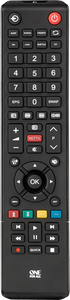 One for ALL replacement Toshiba TV Remote Control