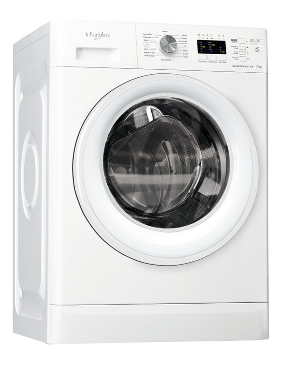 Whirlpool - 7KG 1200 Spin Washing Machine - FFL7238WUK