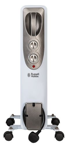 Russell Hobbs White 1.5KW Oil Filled Radiator