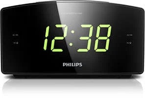 Philips Clock Radio - AJ3400/05