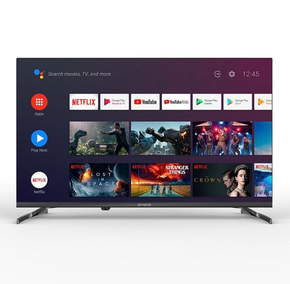 Aiwa LED 55″ Android 4K ultra HD Smart  TV