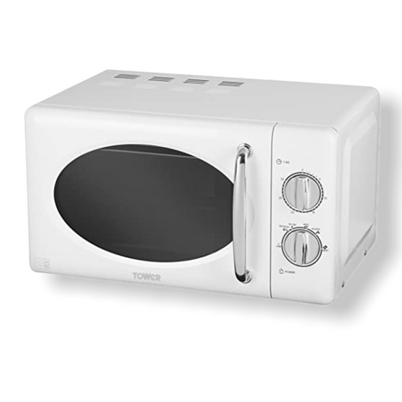 Tower 800w Microwave - Sliver