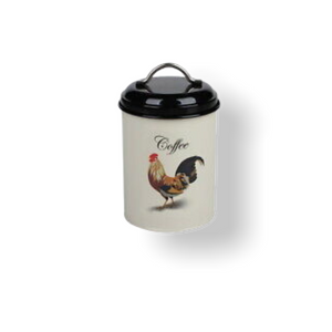Monsoon - Cockerel Kitchen Storage - Coffee