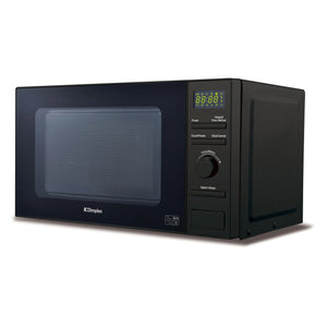 Dimplex digital 800w Microwave - Black