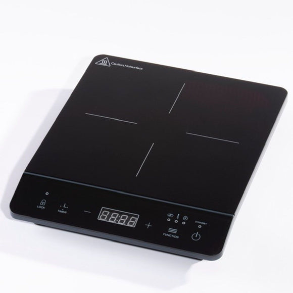 Deawoo 2000W Single portable Induction Hob with Built in timer