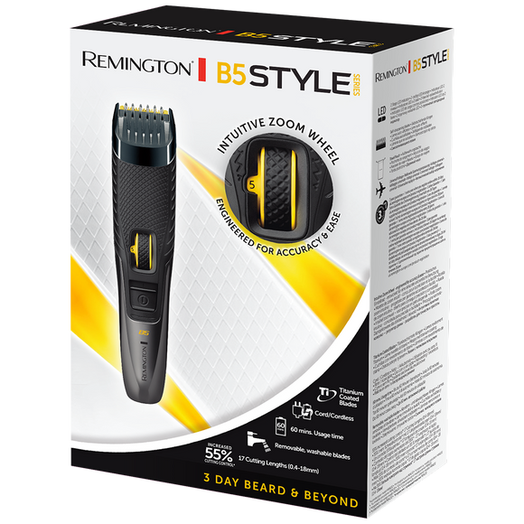 Remington B5 Style Series Beard Trimmer