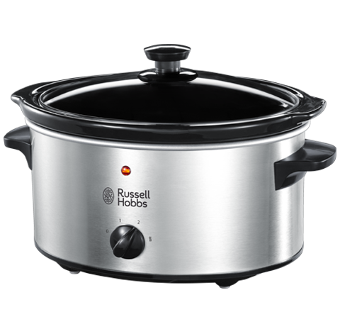 Russell Hobbs 3.5L Stainless Steel Slow Cooker
