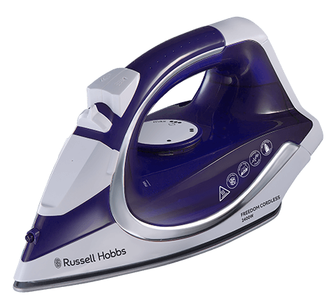 Russell Hobbs - Freedom Cordless Iron - 23300