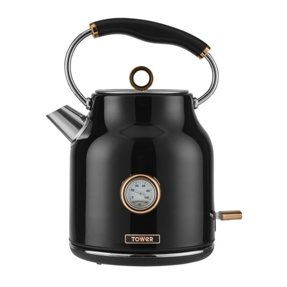 Tower Bottega Rose Gold Edition 3KW 1.7L Stainless Steel Kettle