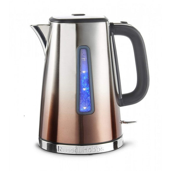 Russell Hobbs Eclipse Kettle - Copper Sunset