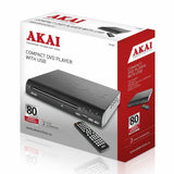 Akai Compact DVD Player - A51002