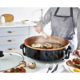 Tower - Multi functional Electric 1500W Pan - T14038COP