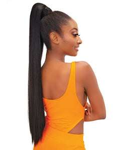 JANET COLLECTION - Postiche - Essentials Snatch N Wrap Ponytail - YAKY STRAIGHT 24