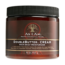Charger l'image dans la galerie, AS I AM Double butter cream. Rich daily moisturizer