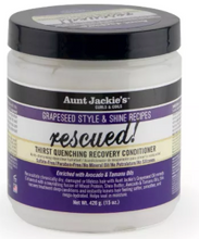 Charger l'image dans la galerie, AUNT JACKIE'S Rescued thirst quenching recovery conditioner