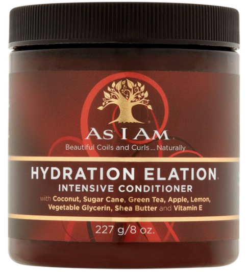 AS I AM Hydration elavation Intensive conditioner 227g