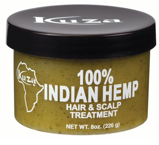 KUZA 100% Indian hemp hair and scalp treatment
