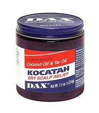 Charger l'image dans la galerie, DAX COCONUT OIL and  TAR OIL. KOCATAH. DRY SCALP RELIEF