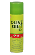 Charger l'image dans la galerie, ORS Olive Oil Nourishing Sheen Spray.