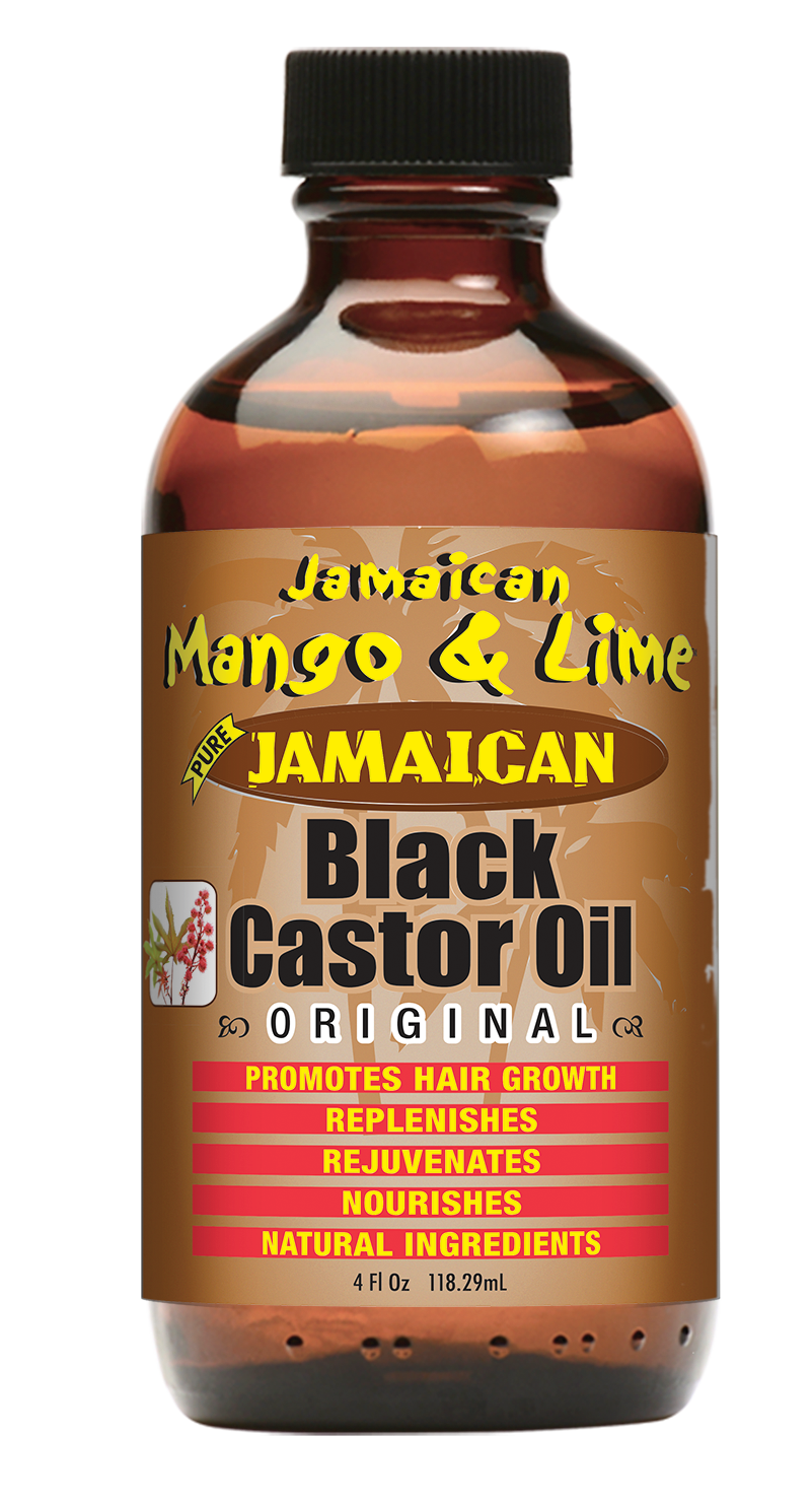 Jamaican Mango & Lime - Jamaican Black Castor oil Original