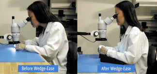 Lab techs – don't be a working stiff!