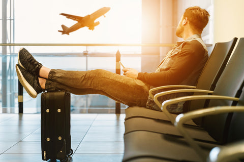 Ergonomics in Flight! Advice for Airport Travel
