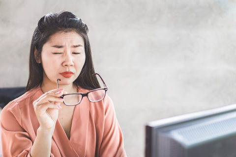 Prevent Eye Strain at Work
