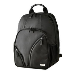 Ergonomic small backpack.