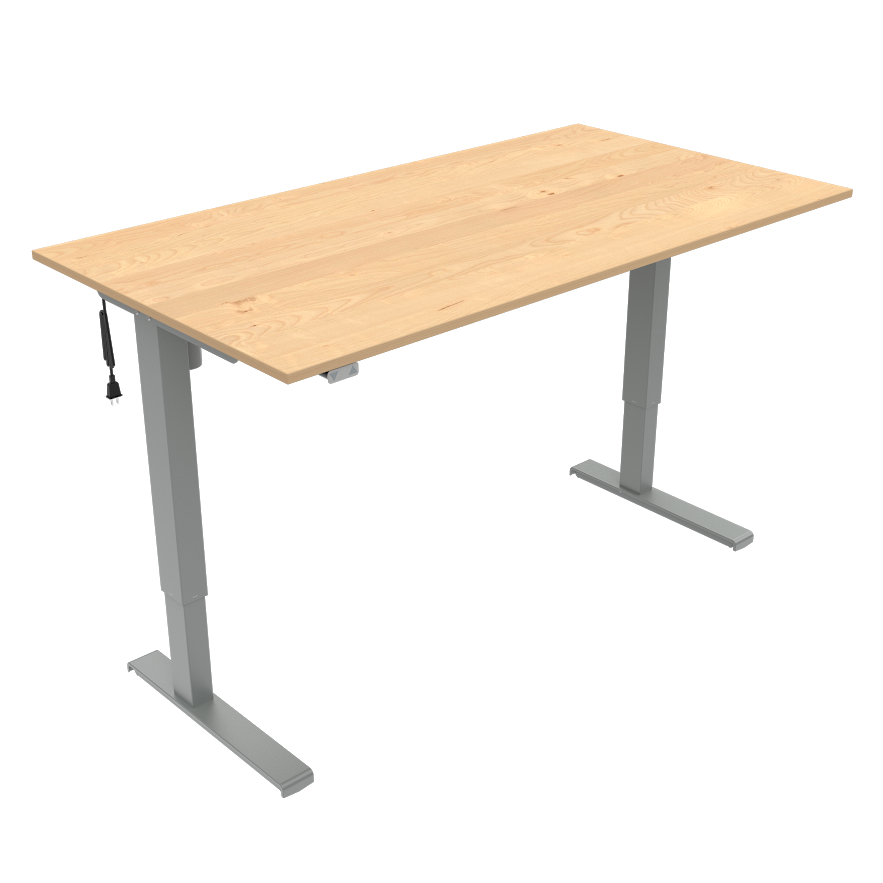 HighRise Electric Adjustable Sit/Stand Desk SQ153700