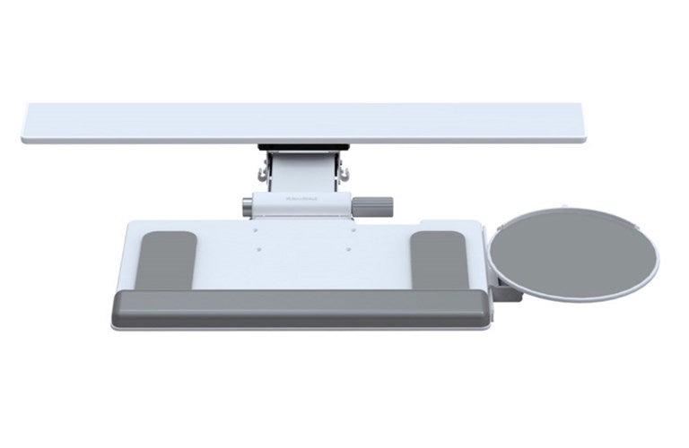 Humanscale Standard and Compact Keyboard Platform White