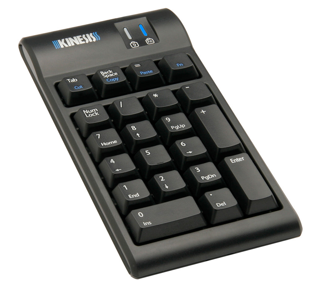 Kinesis Freestyle2 Keypad for PC, AC800HPB-US