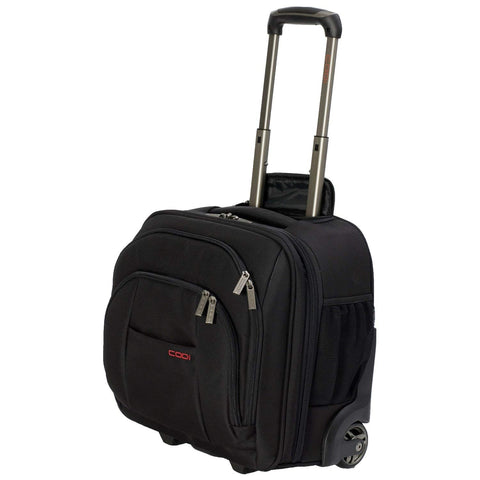 "Codi Mobile Lite 15.4""  Wheeled Case Black, C9020"