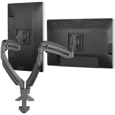 Chief Kontour K1D Dynamic Desk Clamp Mount, 2 Monitors - K1D220