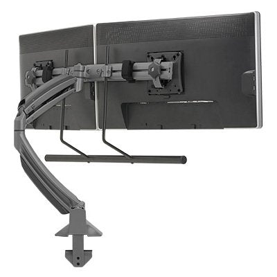 Chief Kontour Dynamic Desk Clamp Mount, Dual Monitor Array - K1D22H