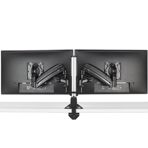 Chief Kontour Height-Adjustable Column Dual Arm Desk Mount - KXC220