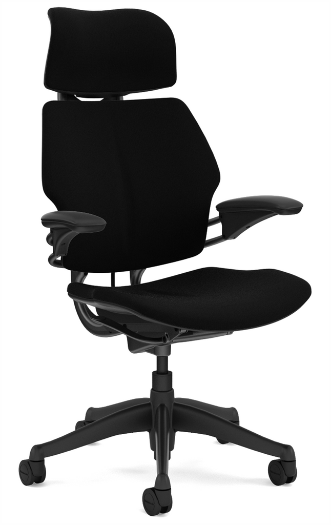 Humanscale Freedom Chair with Headrest, F211GCF10