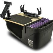 AutoExec Efficiency GripMaster with Printer Stand and Tablet Mount