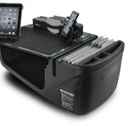 AutoExec Efficiency FileMaster with X-Grip Phone Mount and Tablet Mount