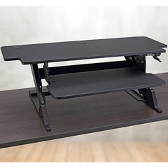Workrite Solace Desktop Standing Desk Converter