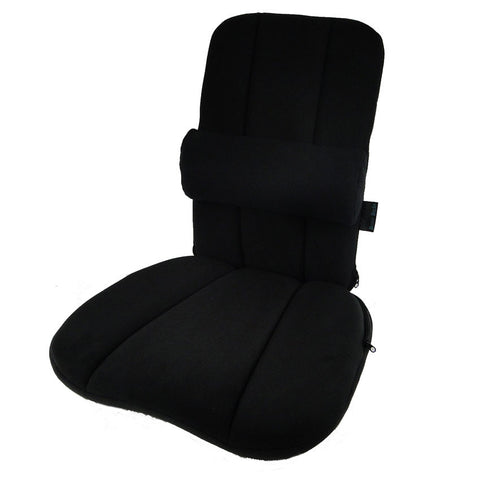 BetterBack Back & Seat Cushion, BB-BK