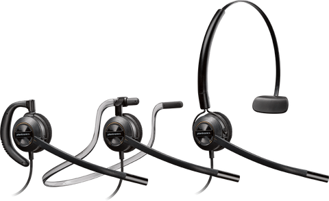 Plantronics HW540 EncorePro Convertible Telephone Headset