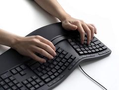 Microsoft Ergonomic Keyboard LXM-00001