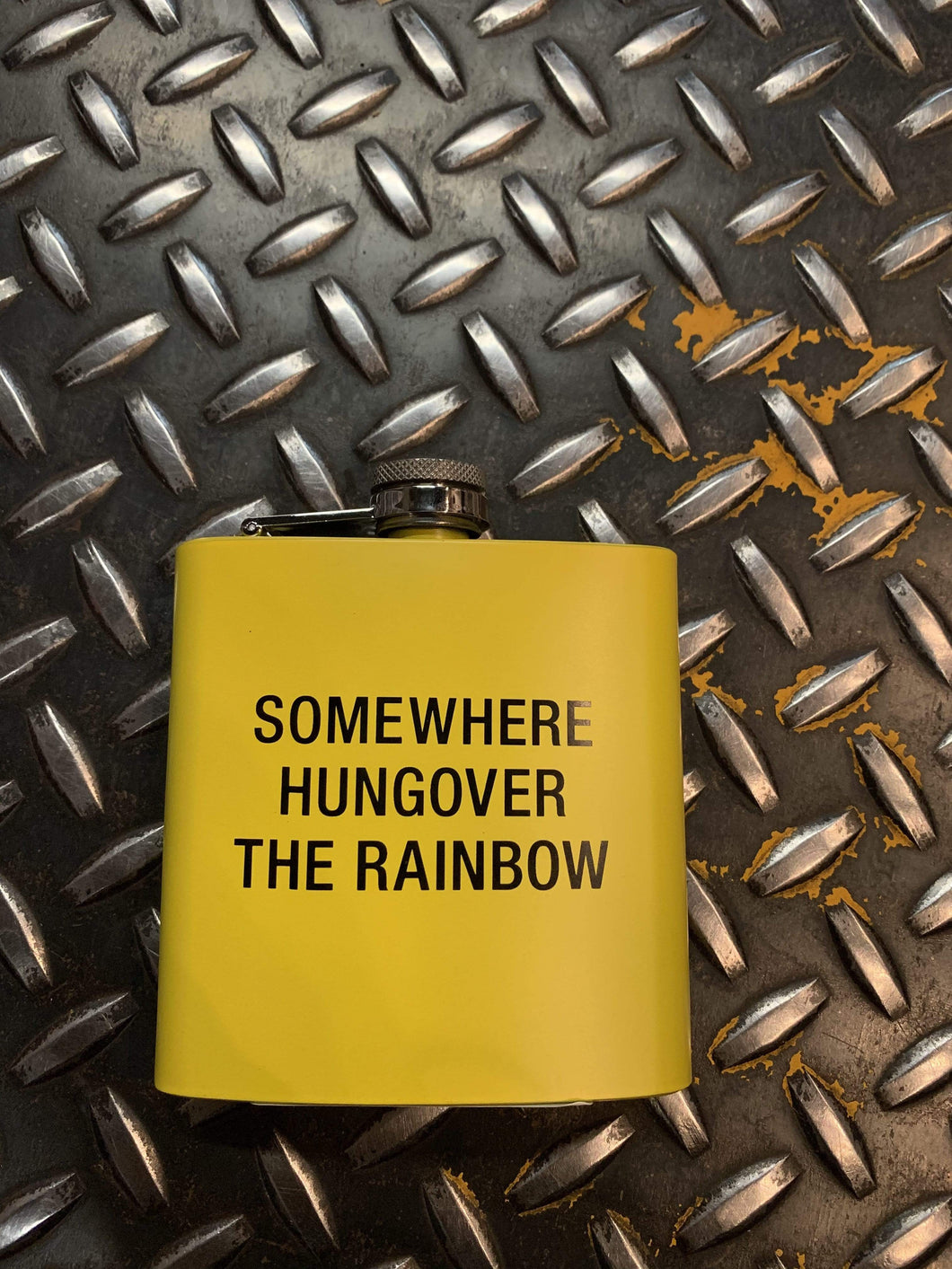 Somewhere Hungover The Rainbow Flask