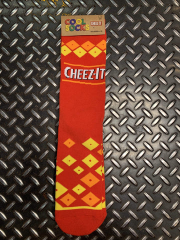 Cool Socks Socks Cheez It Socks