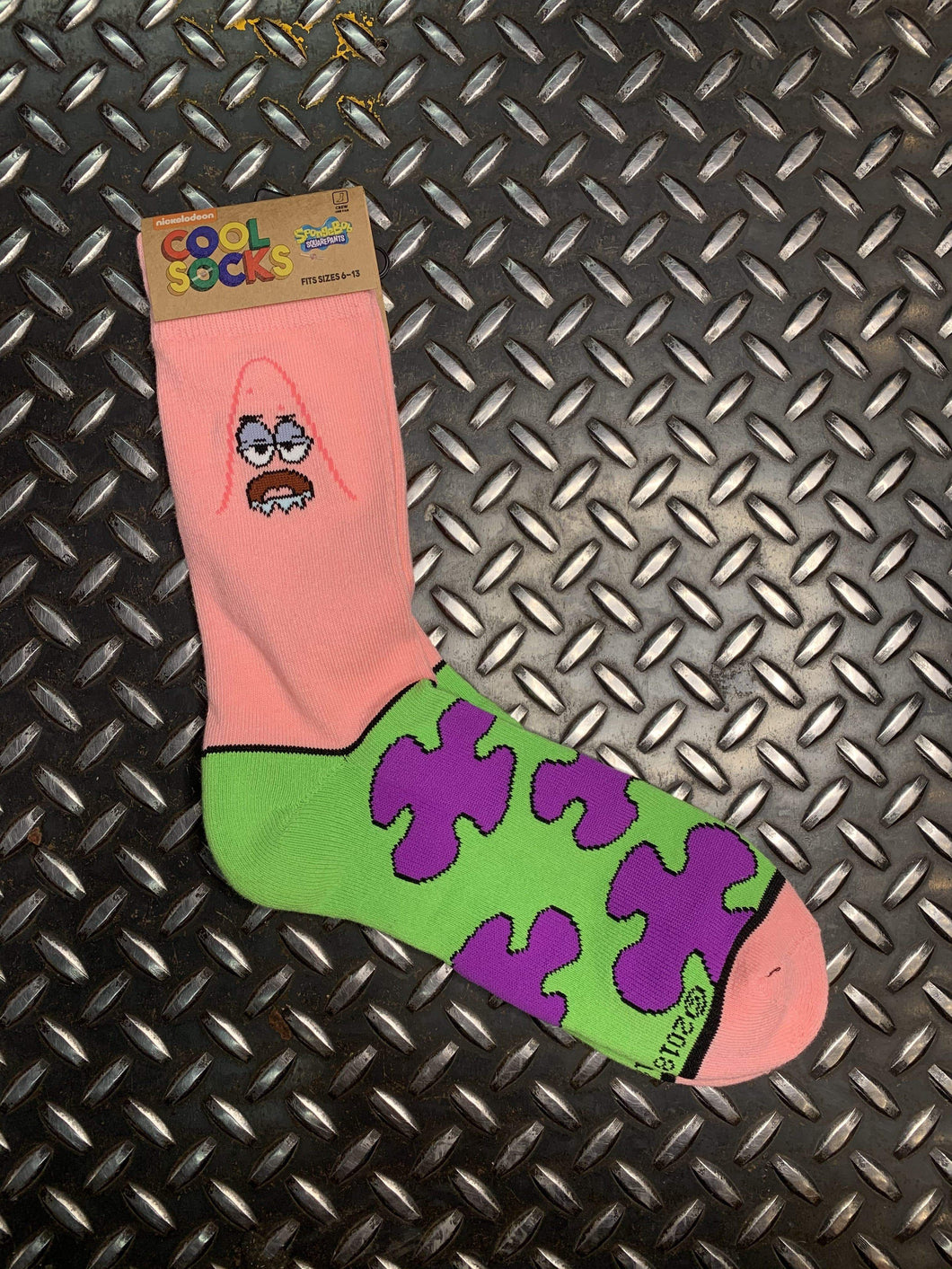 Patrick Star Socks