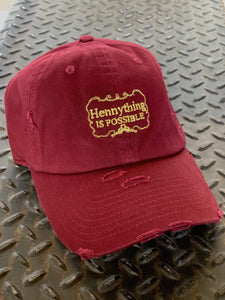 Henny-thing is Possible Hat