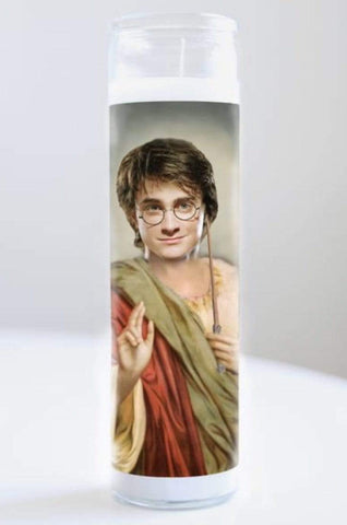 Illuminidol Funny Gifts Candle Harry Potter