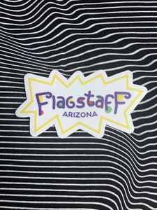 Rugrats Flagstaff Sticker