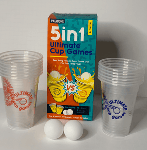 5 in 1 Ultimate Drinking Games
