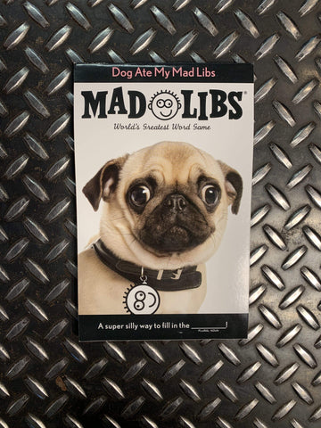 Penguin Random House Books Dog Ate My Mad Libs